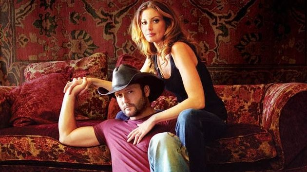 Tim and Faith Headed to Vegas?