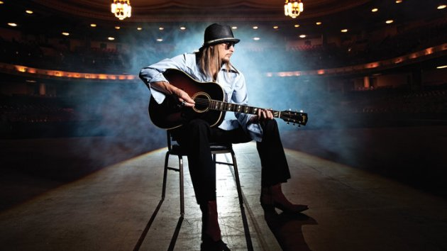 """Kid Rock to Release New Album, """"First Kiss,"""" February 24"""