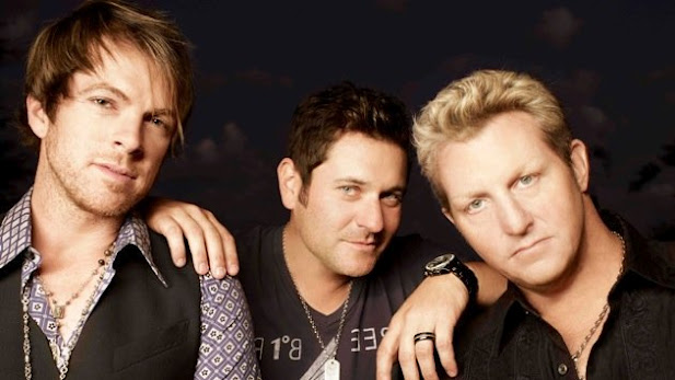 "Rascal Flatts Scores Seventh #1 Country Album with ""Changed"""