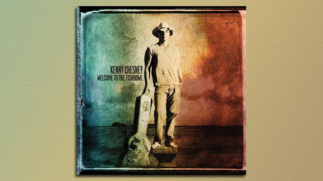 """Kenny Chesney on Track for Big Debut with """"Welcome to the Fishbowl"""""""
