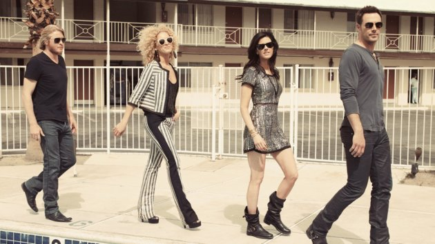 """Little Big Town Hits #1 on Digital Country Songs Chart with """"Pontoon"""""""