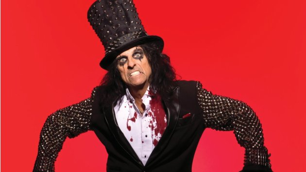Alice Cooper Added to Lineup of 2015 T.J. Martell Foundation Honors Gala