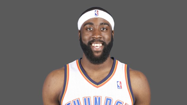 premium selection 4479f b7747 Thunder Guard James Harden Wants to Stay in OKC - Sports ...