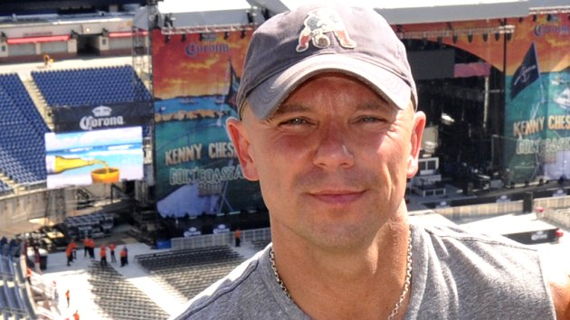 Kenny Chesney Gets Own Label Imprint as Part of New Record Deal