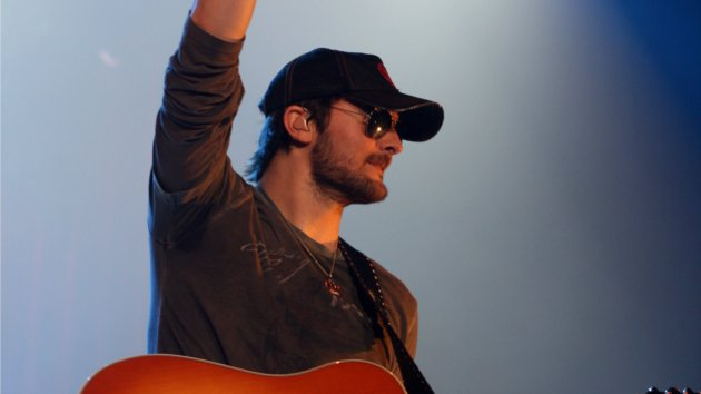 Eric Church Logging Trees on Nashville Property as Stress Reliever