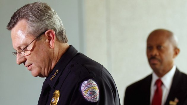 SANFORD, Fla.) -- Sanford, Fla., has fired Bill Lee, the police chief ...