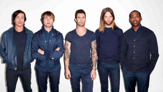 Maroon 5 rescheduled dates