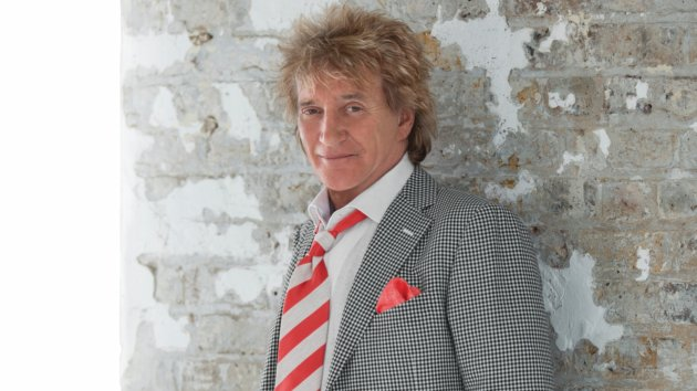 Fan Claims Rod Stewart-Kicked Soccer Ball Broke His Nose