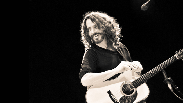 Chris Cornell Interviews Jimmy Page About New Book