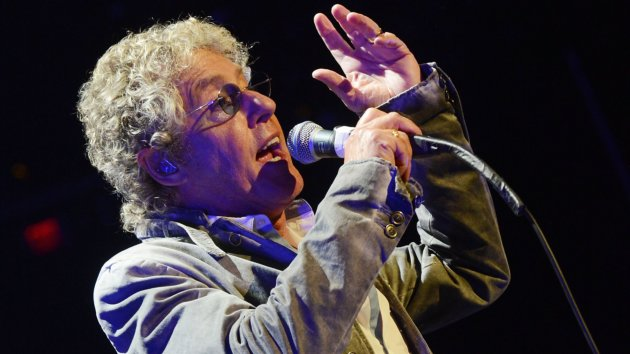 Items Signed by Roger Daltrey and Other Stars Being Auctioned to Benefit Teenage Cancer Trust