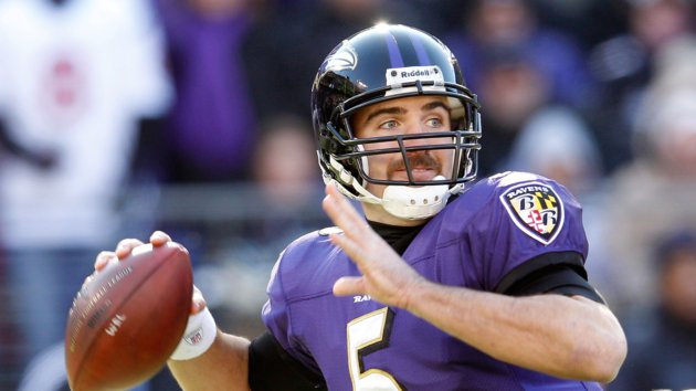 Ravens Preparing for 'Physical' Game Against Texans