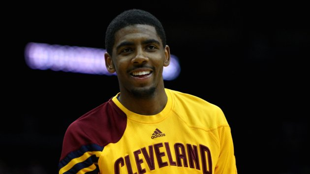 Irving Nets 55 to Lead Cavs to 8th-Straight Win