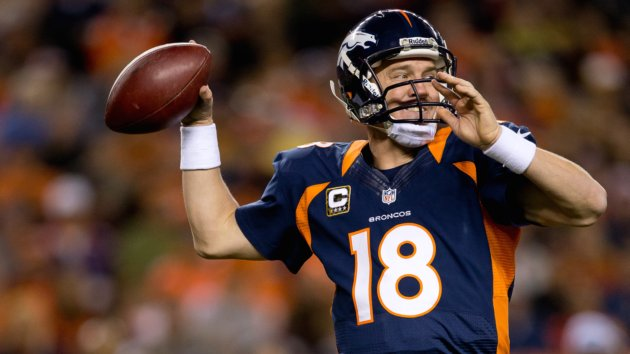 Manning Leads Broncos to Comeback Win Over Dolphins