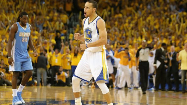 Report: Steph Curry to Be Named MVP