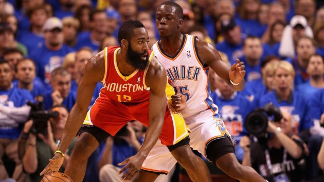 Harden Suspended One Game for Kick