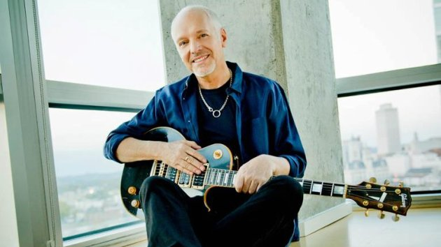 Peter Frampton Featured on Upcoming Debut Album from Soundgarden Side Project Ten Commandos