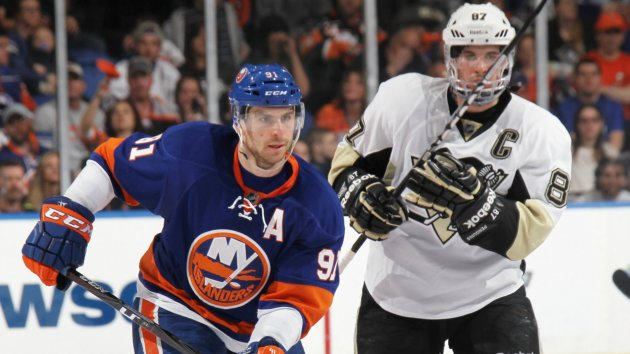 Islanders Defeat Penguins for Second Straight Night