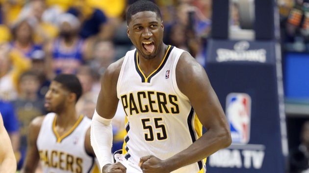 Pacers Uncommital Towards Center Roy Hibbert Next Season