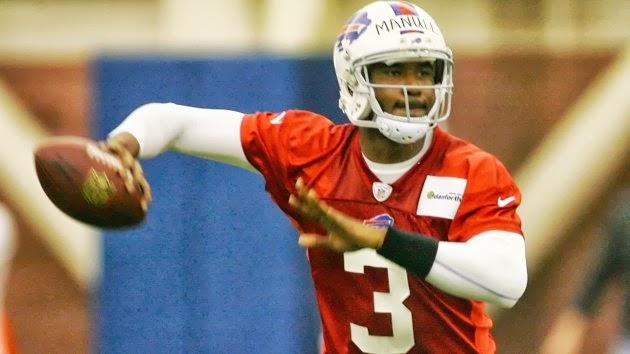 Bills Still ... Quarterback Individual Drills