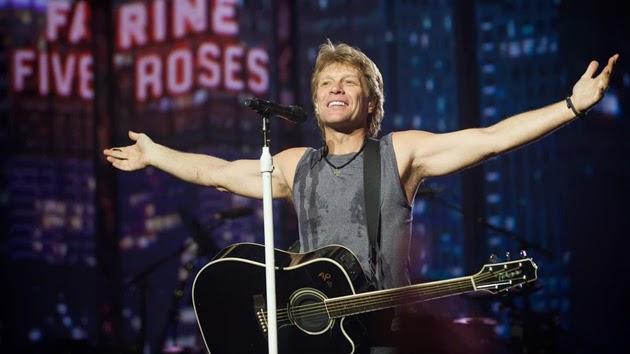 Jon Bon Jovi confirma concierto en Chile a fin de año - Imagen