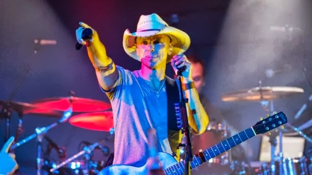 "Kenny Chesney Celebrates His Fans' Resiliency with New Single, ""American Kids"""