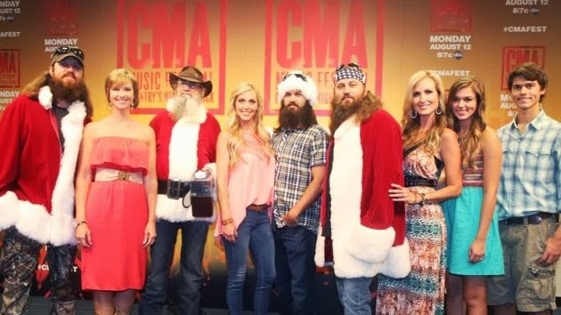 personally meet the cast of duck dynasty