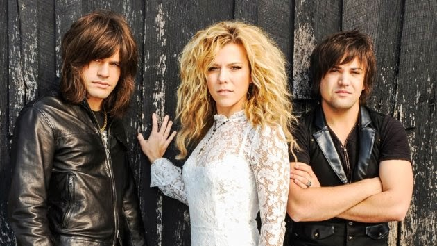 The Band Perry and Hunter Hayes Confirmed to Attend the People's Choice Awards on January 7