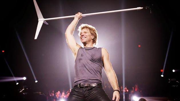 Jon Bon Jovi's NYC Penthouse Sells for $37.5 Million