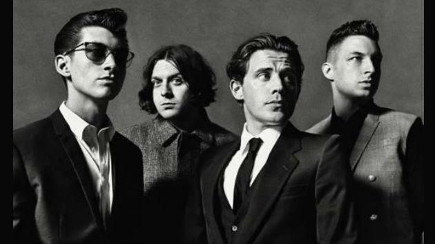 Arctic Monkeys Win Big at European Festival Awards