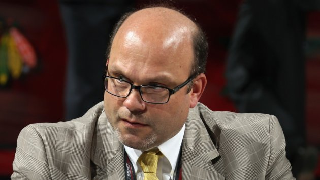 Oilers Hire Peter Chiarelli as Team President