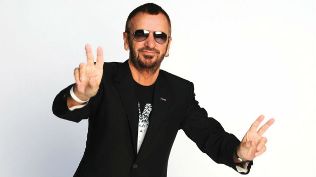 Ringo Starr Named Spokesperson for Skechers