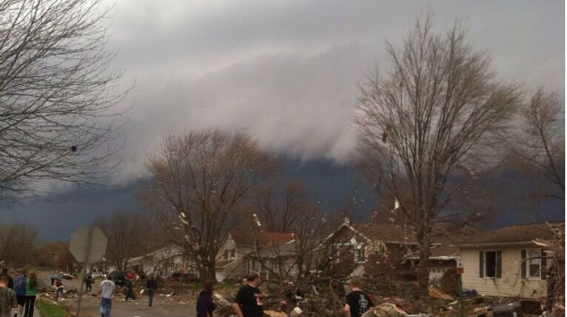 Severe Storms Strike Illinois Wwgp 1050 Am Mainstream