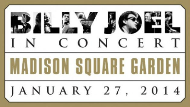 Billy Joel Schedules Return to NYCs Madison Square Garden Music