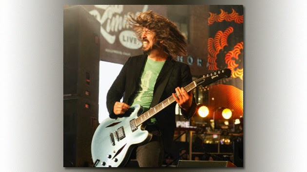 Foo Fighters Frontman Dave Grohl Welcomes Third Child