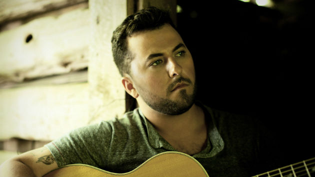 """Tyler Farr Raises a Glass to Toast """"Whiskey in My Water"""" Hitting #1"""