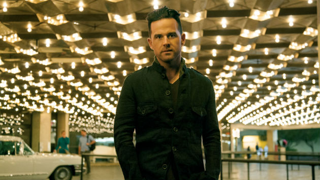 "David Nail to Play ""Secret"" Post-ACM Show for Uber"