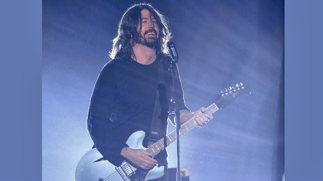 Dave Grohl Reflects on Reconciliation with Courtney Love