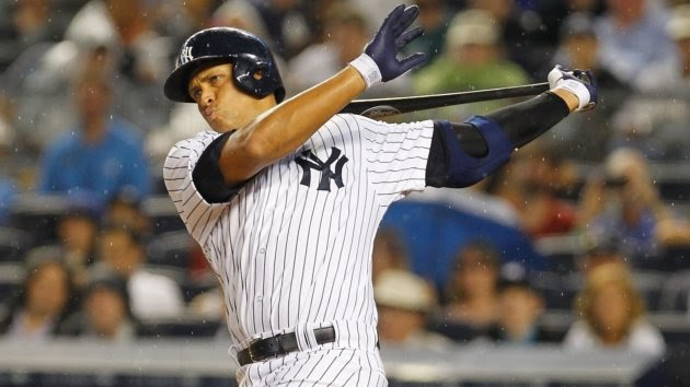A-Rod Inches Closer to Willie Mays