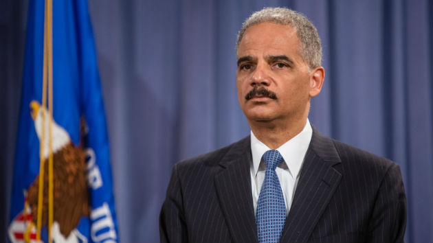 'Disappointed' Holder Vows New Federal Action to Build Trust After Ferguson