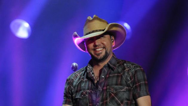 Jason Aldean Shares His Long-Term Goal of Getting into the ...
