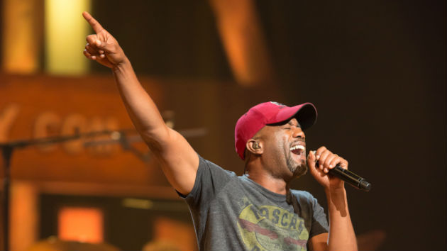 Darius Rucker Enjoys His European Adventure