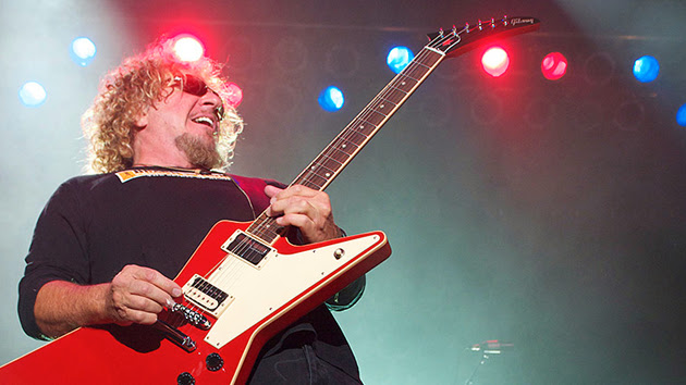 Sammy Hagar Says He Would Sing with Van Halen Again Under the Right Circumstances