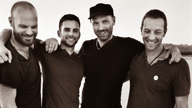 """Coldplay Recording New, Possibly """"Final"""" Album"""