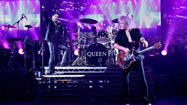 "Drummer Roger Taylor Says ""I'm Sure"" Queen Will Record with Adam Lambert"