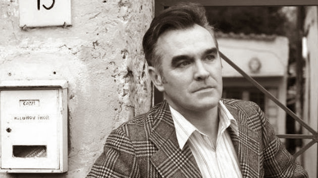 "Morrissey Cuts Concert Short Due to ""Chauvinistic Words"""