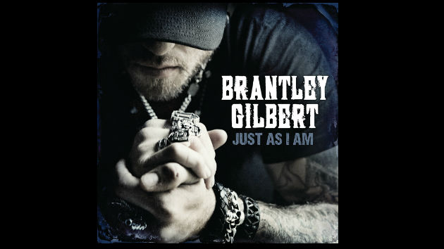 """Brantley Gilbert Reveals Cover and Track Listing for """"Just ..."""