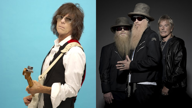 ZZ Top Postpones Remaining Tour Dates with Jeff Beck After Bassist Dusty Hill Injures Hip