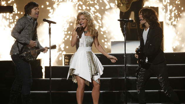 The Band Perry Trades Arenas for High School Gymnasium