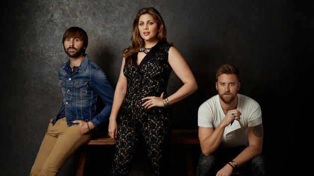 Lady Antebellum Sits Down with Katie Couric to Launch New In-Depth Interview Series