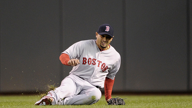 Shane Victorino Placed on DL